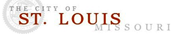 City of St. Louis, Missouri website masthead